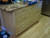 Kitchen Island Cabinets and Drawers