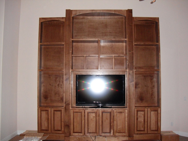 Wall Unit Stage 3