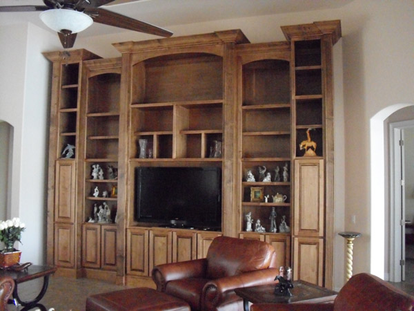 Wall Unit Stage 7